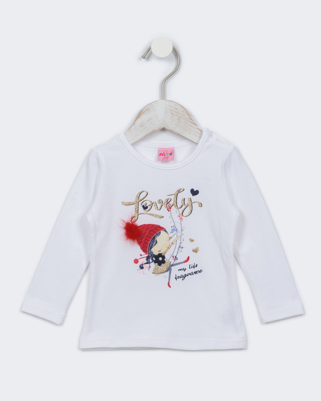 Ativo - T-shirt Lovely